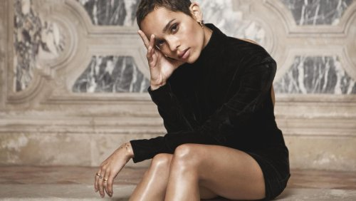 'I felt I had to be blonde and white to feel beautiful' – Zoë Kravitz on learning to love her individuality