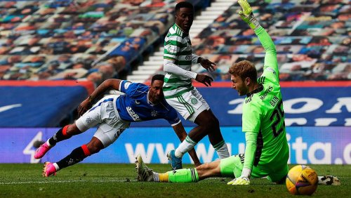 Rangers close to perfection after adding to Celtic misery