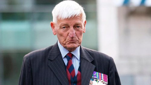 Former British Army soldier Dennis Hutchings dies with Covid-19 after trial over Troubles killing adjourned