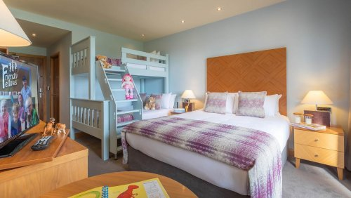 35 hotel rooms in Ireland that sleep families of five, six or more
