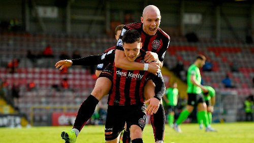 LOI round-up: Goals galore as Bohs and Drogheda crush Harps and Waterford