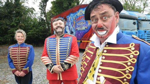 Three of Ireland's oldest circus families come together to ensure the show goes on