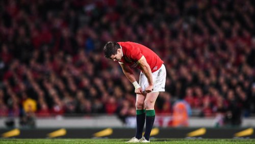 'We didn't have confidence Johnny could get through a tough, physical tour' - Gatland gives verdict on Sexton omission