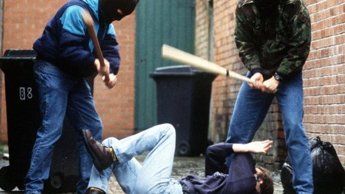 Paramilitary attacks: They hand down brutality, and call it peace