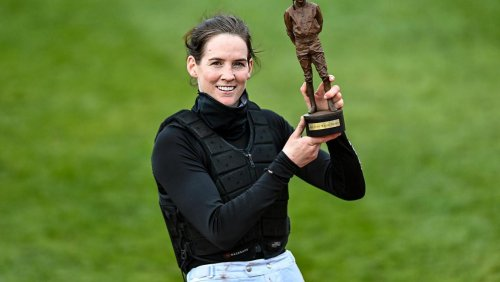 Rachael Blackmore on Grand National win – 'I never thought that being a jockey could be a career for me'