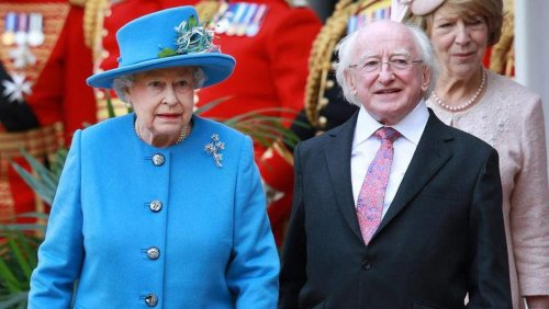 President Higgins is collateral damage in unionist battle to be top dog