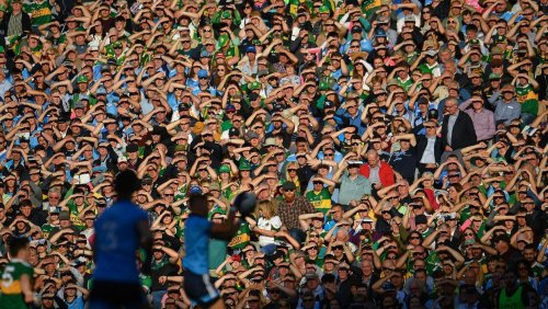 Increased crowds of up to 40k to be allowed for All-Ireland finals with 25k for Ireland's September World Cup qualifiers