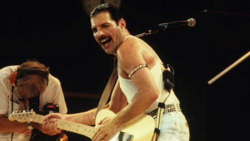 BBC Two to air Freddie Mercury film on 'extraordinary final chapter' of his life