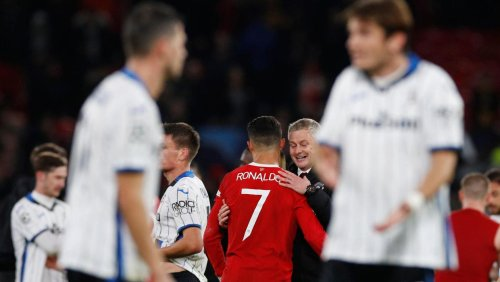 Manchester United are no longer trying to knock Liverpool off their perch – they can't even see it