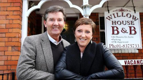 Cliffside mansion Daniel O'Donnell built now sold to Irish tech millionaire