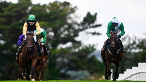 Jazzaway takes another feature for Willie Mullins with victory in Guinness Handicap Hurdle at Galway Races