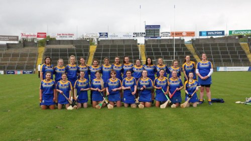Walkover for Wicklow camogie team in Nancy Murray Cup opener
