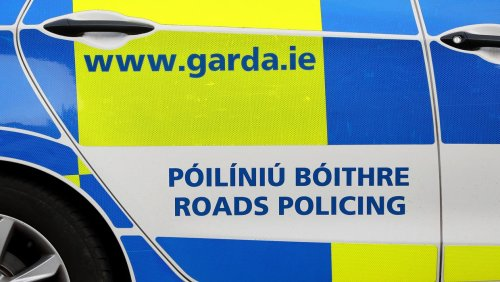 Man dies after two motorcycles crash with car in Dublin