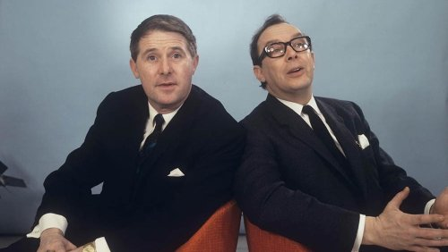 Morecambe and Wise: The Lost Tapes review – Lose the waffle and just show us Eric and Ernie