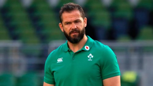 'It's exactly where we want to be' – Andy Farrell insists Ireland relishing Autumn series, Six Nations and New Zealand tour