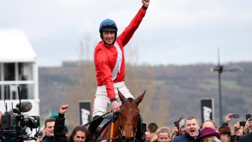 'It's fantastic to be back' – No winners for Davy Russell on return to action at Downpatrick