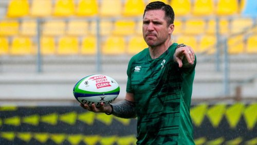 Ireland to handle stress and advance