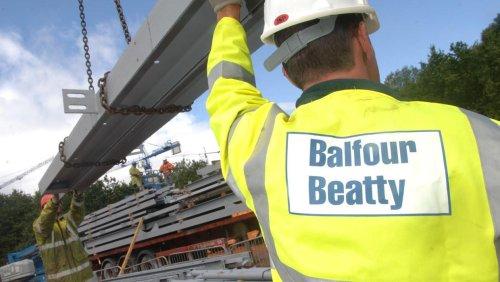 UK construction giant Balfour Beatty preparing to exit Irish market