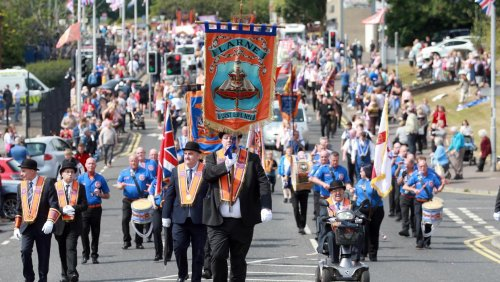 Orange Order chief says he isn't swayed by Mary Lou McDonald's united Ireland Twelfth holiday 'bribe'