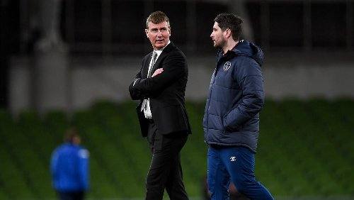 Ireland chief scout Ruaidhri Higgins emerges as top target for Derry manager's job