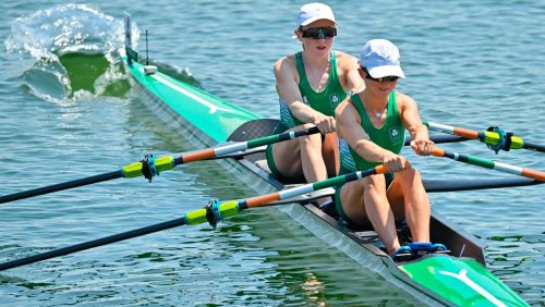 Irish Olympic rowing team pulling together in race to shine the brightest on the biggest stage of them all