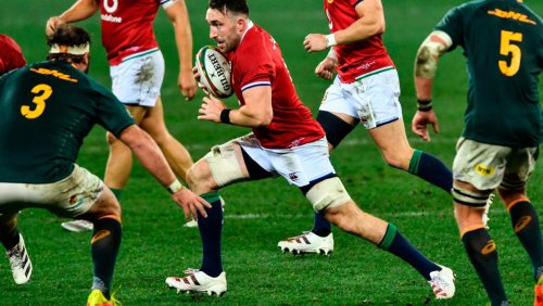 Lions must look in the mirror after second Test loss if they are to save series in South Africa