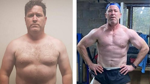 'Not giving into darkness I have managed to transform' – Fair City actor Maclean Burke reveals health kick results