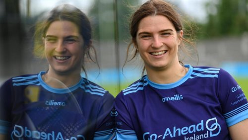Dublin ladies' footballer Niamh Collins is hooked on a hobby that has given so much