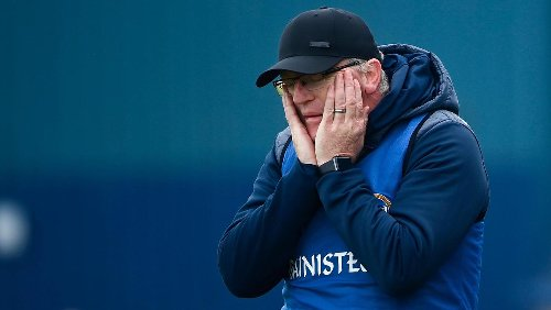 Brian Lohan admits 'pressure is on' after Banner's shock defeat to Antrim