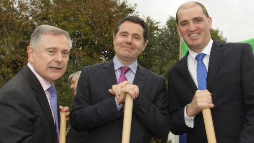 """Wexford has two """"millionaire"""" TDs on """"Political Rich list 2021"""""""