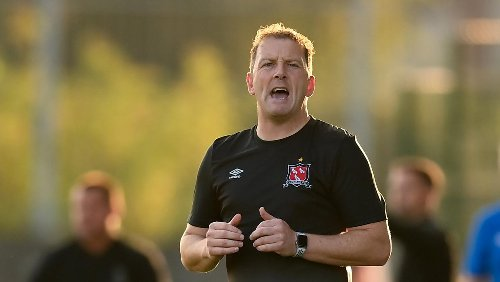 Dundalk confirm reappointment of Vinny Perth as manager for second spell in charge