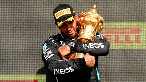 'These people have no place in our sport' - Formula 1 condemns racist abuse aimed at Lewis Hamilton