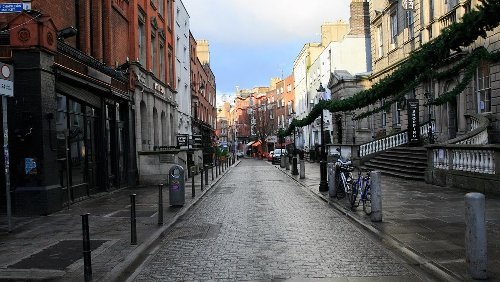 Outdoor dining Dublin: These four Dublin streets are to be pedestrianised to make way for outdoor summer