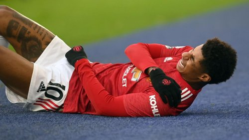 Marcus Rashford may be out until October after deciding to have shoulder surgery