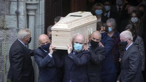 Chieftains founder Paddy Moloney laid to rest in Glendalough