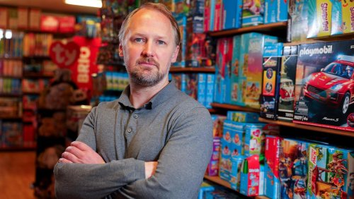 'There are issues across the board getting stocks of toys in'