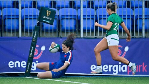 Primetime viewing shines light on tough road ahead for Ireland women's team