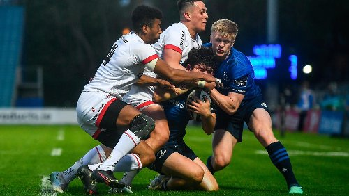 Leinster cash in on Munster slip to breathe life into Rainbow Cup final bid