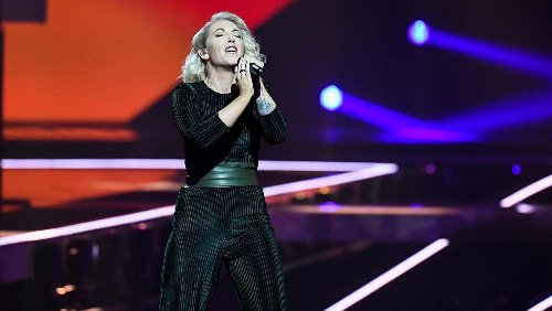 Eurovision 2021 live: Lesley Roy delights fans as she rocks Rotterdam with Irish entry 'Maps'