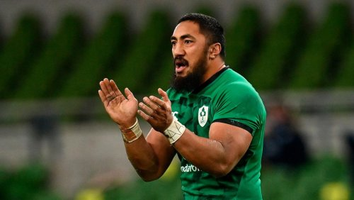 The Irish Lions - Bundee Aki: The boy from South Auckland who became the pride of Galway