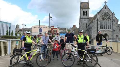 Free events and vests for National Bike Week