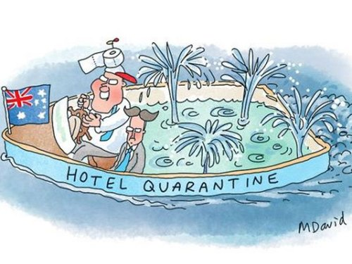 Australia needs purpose-built quarantine facilities to stop COVID-19
