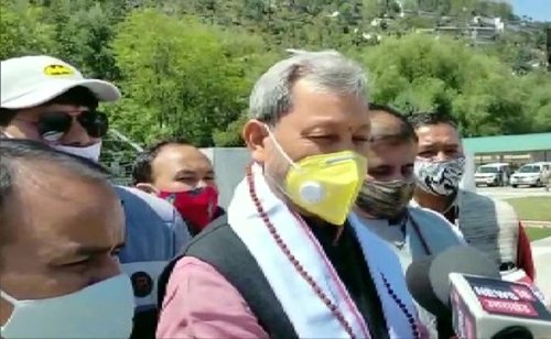 Uttarakhand Chief Minister Visits Areas Hit By Cloudburst, Assesses Damage