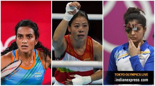 Tokyo Olympics 2021 Day 6 Live Updates: PV Sindhu, Manu Bhaker and Mary Kom in action