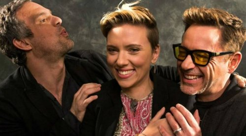 As Scarlett Johansson sues Disney, the silence of Robert Downey Jr, Mark Ruffalo, Chris Evans speaks volumes