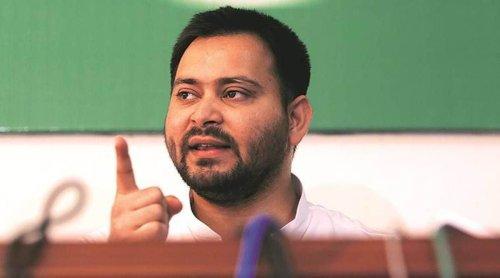 Tejashwi Yadav writes to non-BJP leaders on caste census