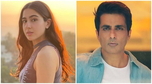 Sara Ali Khan donates to Sonu Sood Foundation for Covid-19 relief, actor calls her a 'hero'