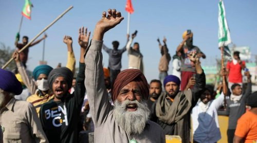 Some secret agenda being pursued in guise of farmers' movement: Anil Vij