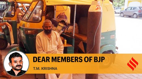Dear BJP members, why aren't you asking the Centre difficult questions?