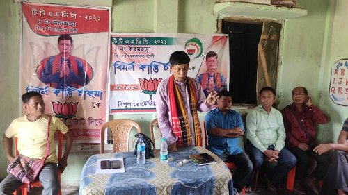 Tripura: BJP to boycott ADC oath-taking ceremony to protest post-poll violence